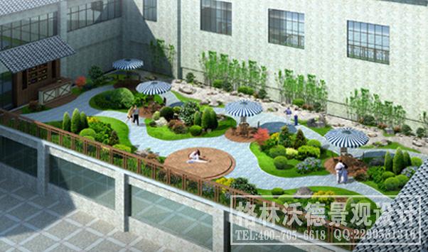五星级酒店景观设计