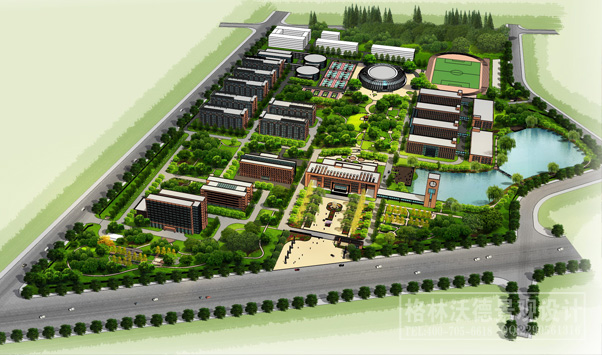 校园景观文化_校园文化景观