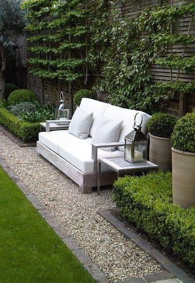 私家庭院景观设计,绿植是一大亮点