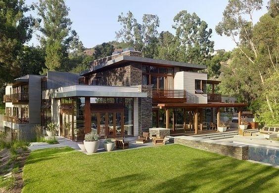 别墅周边景观设计