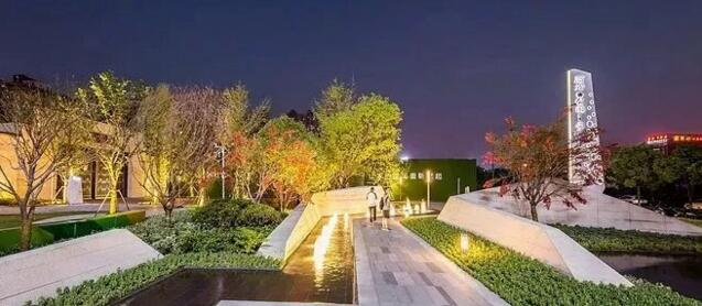 园林景观灯光照明设计技巧图片